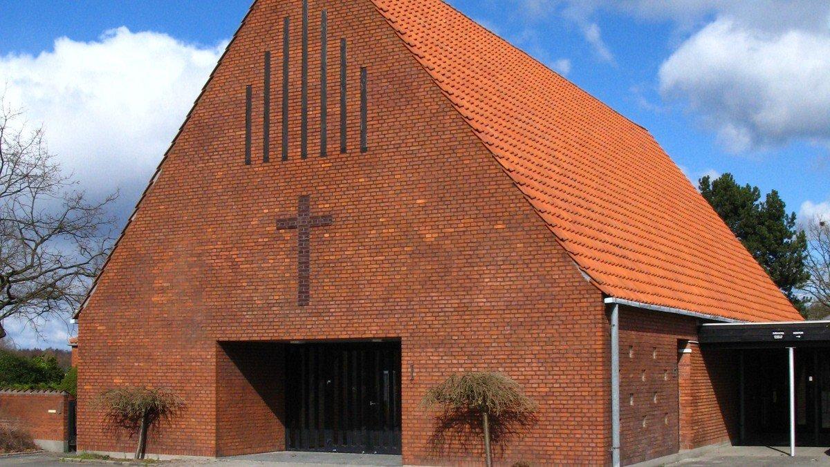 Højmesse på kirketorvet, Centrumgaden