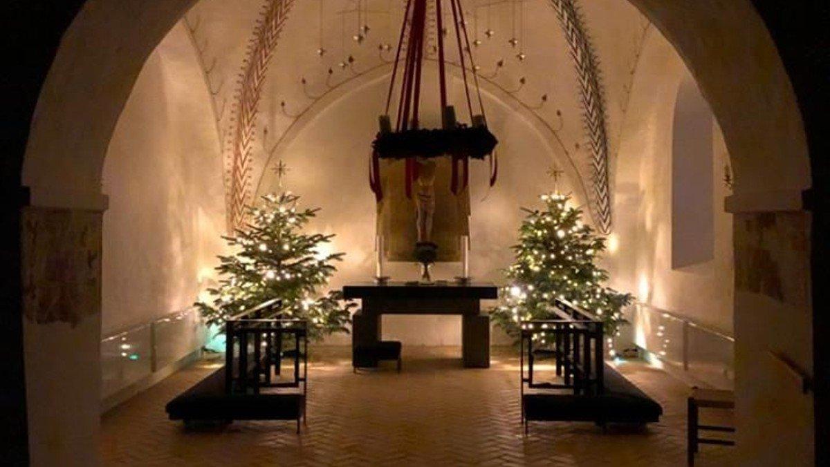AFLYST - Nytårsgudstjeneste i Them kirke