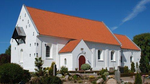 Alle Helgens Gudstjeneste i Sct. Hans Kirke