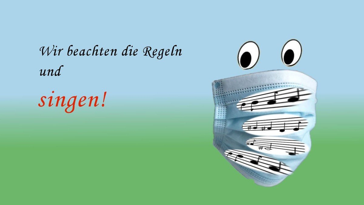 Kleiner Kinderchor Probe