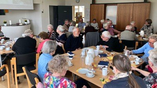 Tirsdagcafé i Vipperød Sognegård