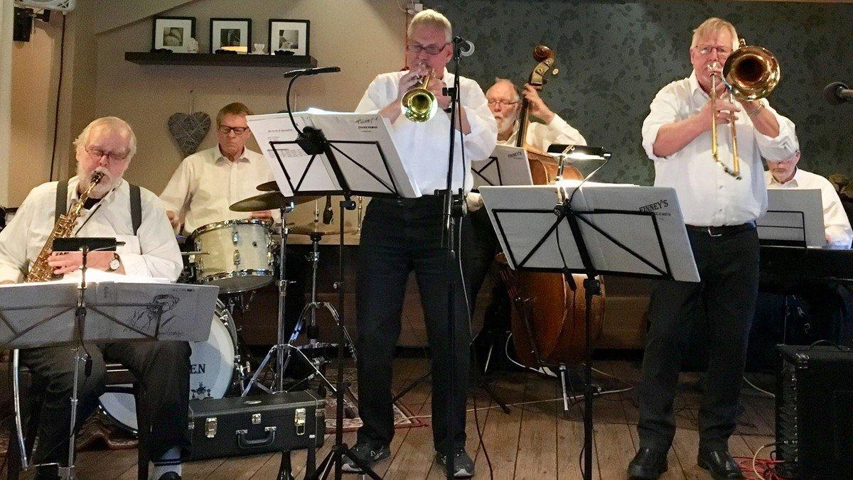 Koncert med Finneys Jazzmen