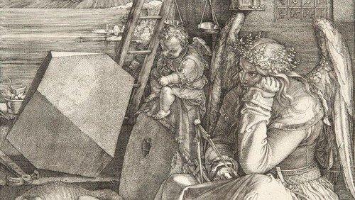 Vortrag: Dürers Meisterstich Melencholia I als verstecktes Künstlerselbstporträt