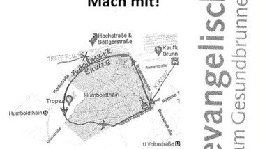 Joggen mit Andacht
