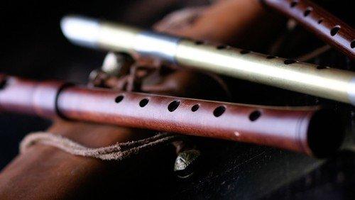 Kleines Blockflötenensemble