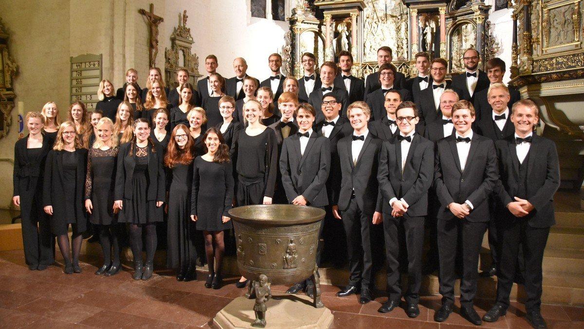 LandesJugendChor - Konzert - Bach-Motetten