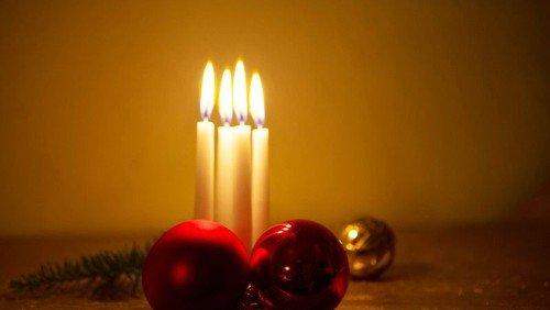 Gudstjeneste Voer Kirke - Juledag