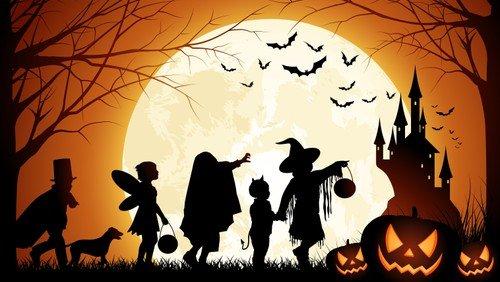 Halloween-gudstjeneste for børn