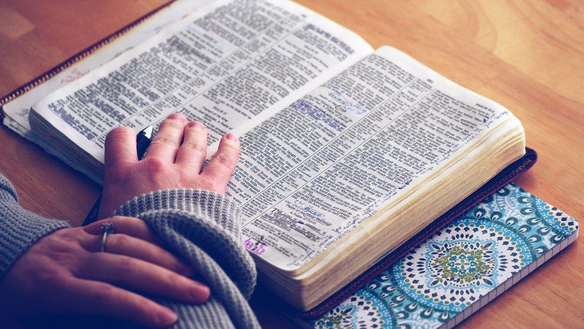 Monday Bible Study on Zoom