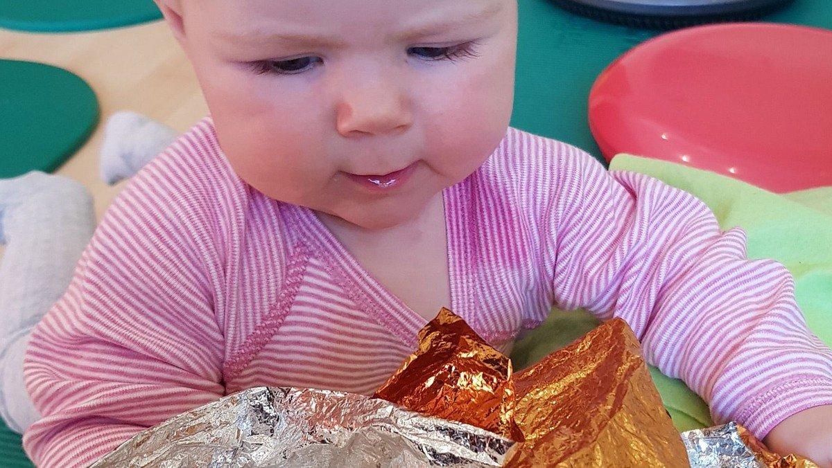 Abgesagt:  Baby Treff