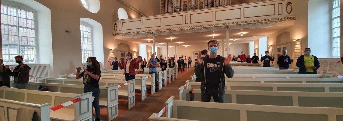 L3T´S PRAY Jugendgottesdienst