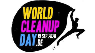 World Cleanup Day in Fürstenwalde