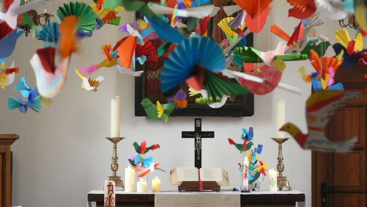 Gottesdienst zur Friedensdekade in Gatow