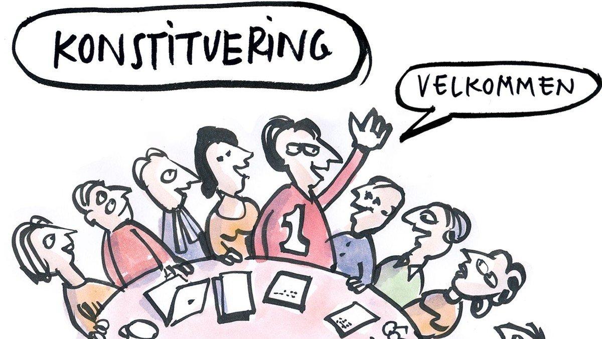 Konstituerende møde