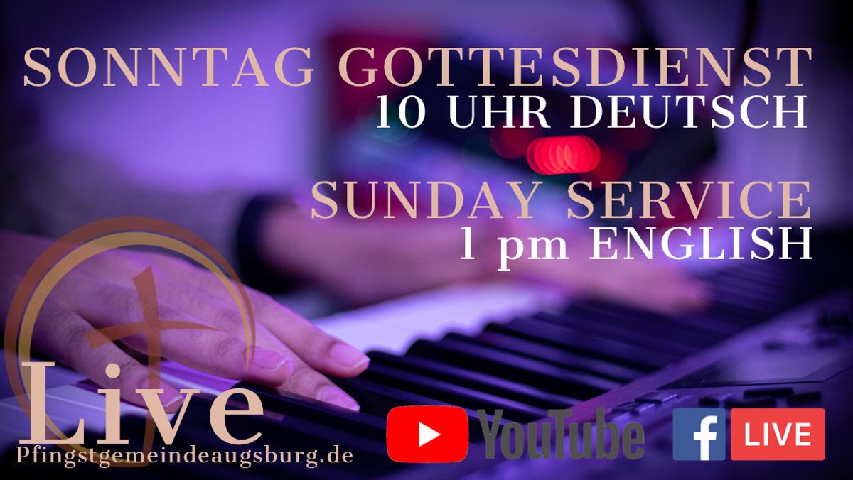 Gottesdienst Deutsch