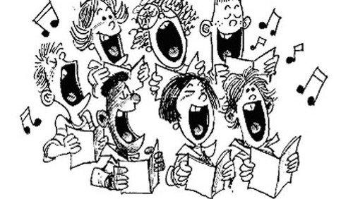 AFLYST - Syng-løs-eftermiddag