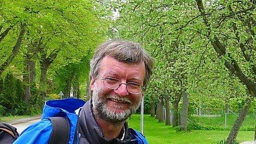 Pilgrimsvandring på Den danske pilgrimsrute
