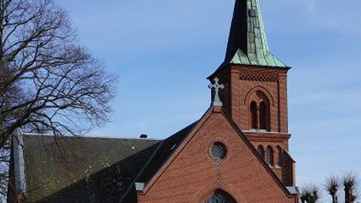 Nytårsgudstjeneste i Frederiksværk Kirke AFLYST