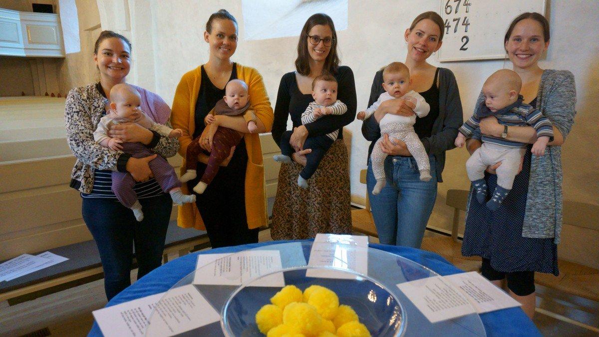 AFLYST/UDSAT! Babysalmesang Svenstrup
