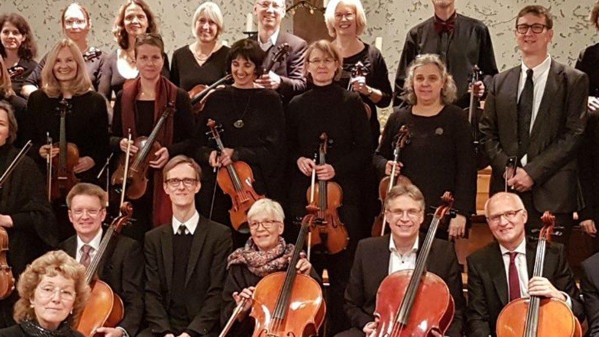 Romantisches Orchesterkonzert