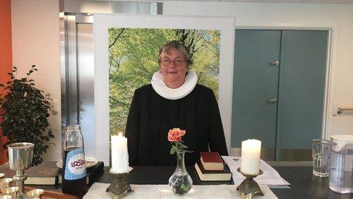 Gudstjeneste på Ørbygård - aflyst pga. corona epidemi