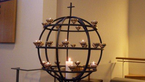Allehelgens mindegudstjeneste ved Anne Gadsbøll