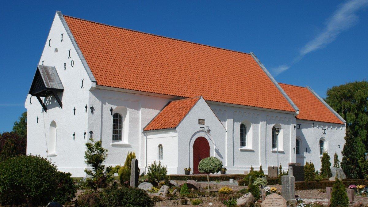 Gudstjeneste i Sct. Hans kirke