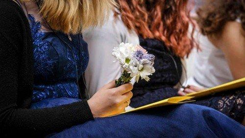 Erntedankfest und Konfirmation II