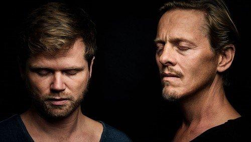 Thure Lindhardt/Søren Gemmer ~ fortolker ~ H Ø J S A N G E N