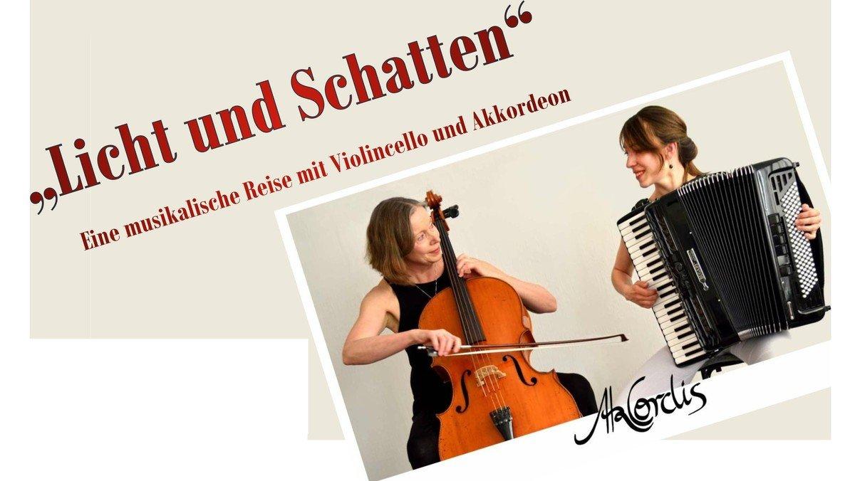 """Konzert """"Licht und Schatten"""""""