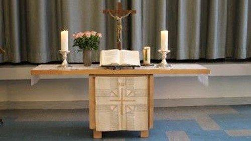 Gottesdienst zu Allerheiligen in Luther