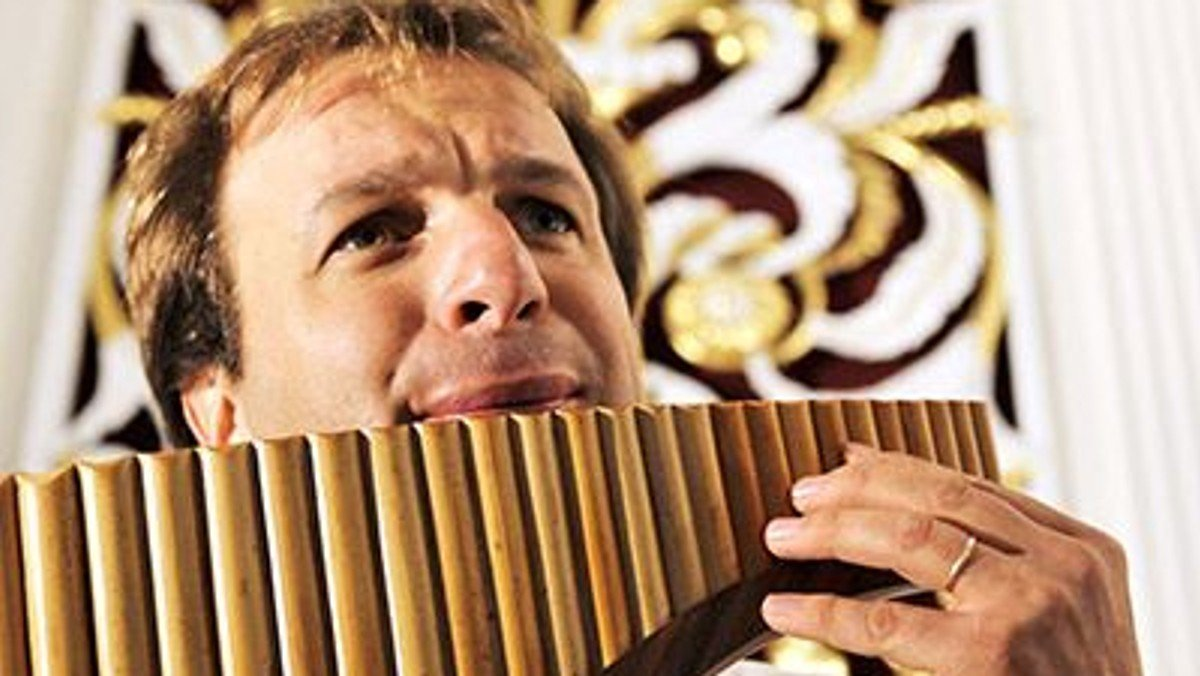 Konzert Zauber der Panflöte