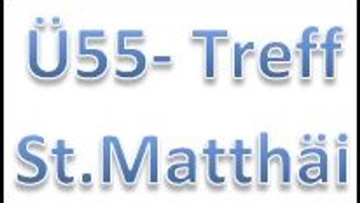 Ü55-Treff St. Matthäi mit der Karmelmission