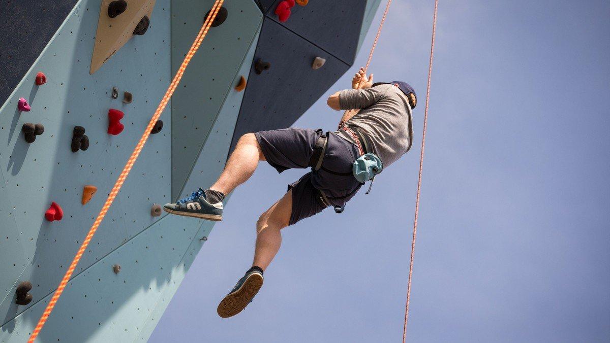 Infodag - klatreinstruktøruddannelse