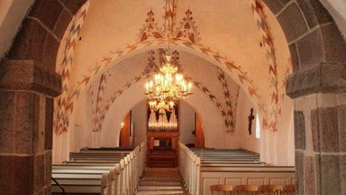 Gudstjeneste i Ejstrup kirke