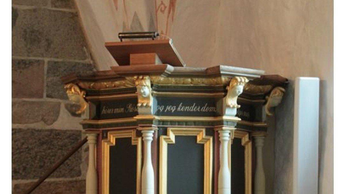 De ni læsninger i Ejstrup kirke