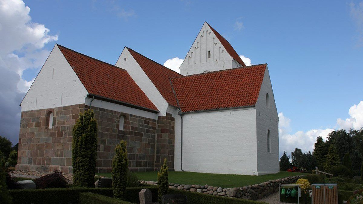 Syng min julesalme i Ejstrup kirke