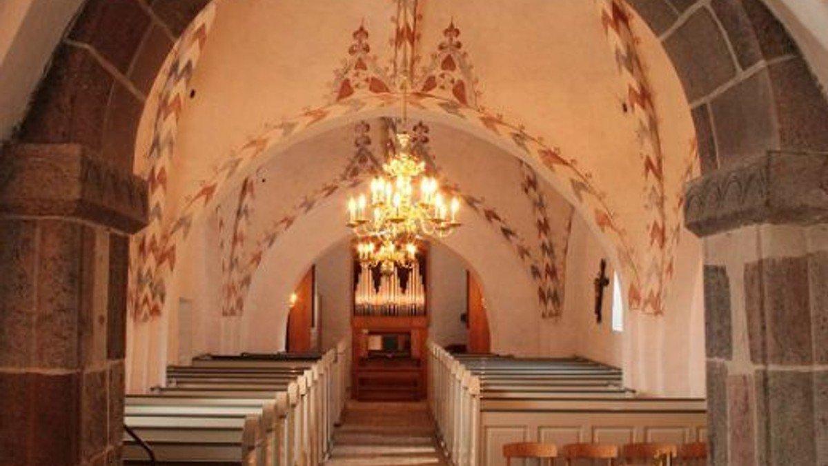 Alle Helgen gudstjeneste i Ejstrup kirke