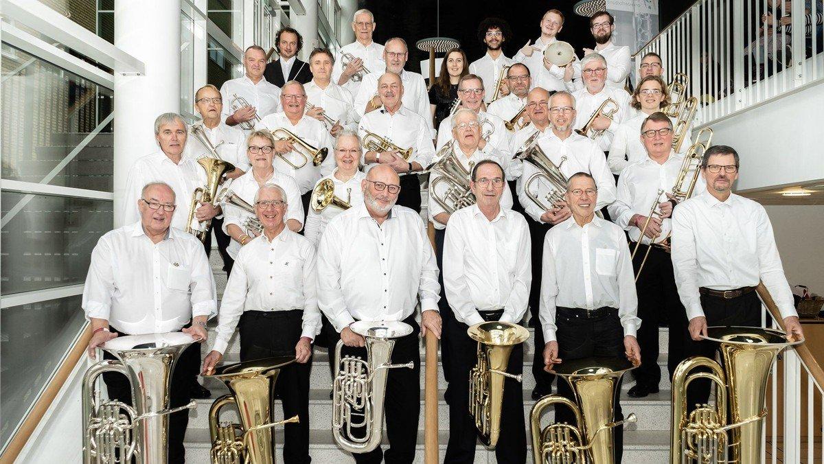 Senex Brass Band feat. Boris Kertsman og Maria Esphai