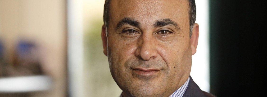 AFLYST: Foredrag med Naser Khader