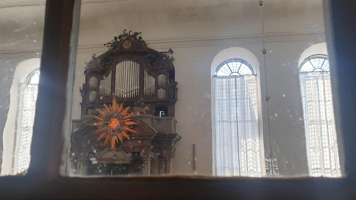 Orgelrecital med Thomas Kursch