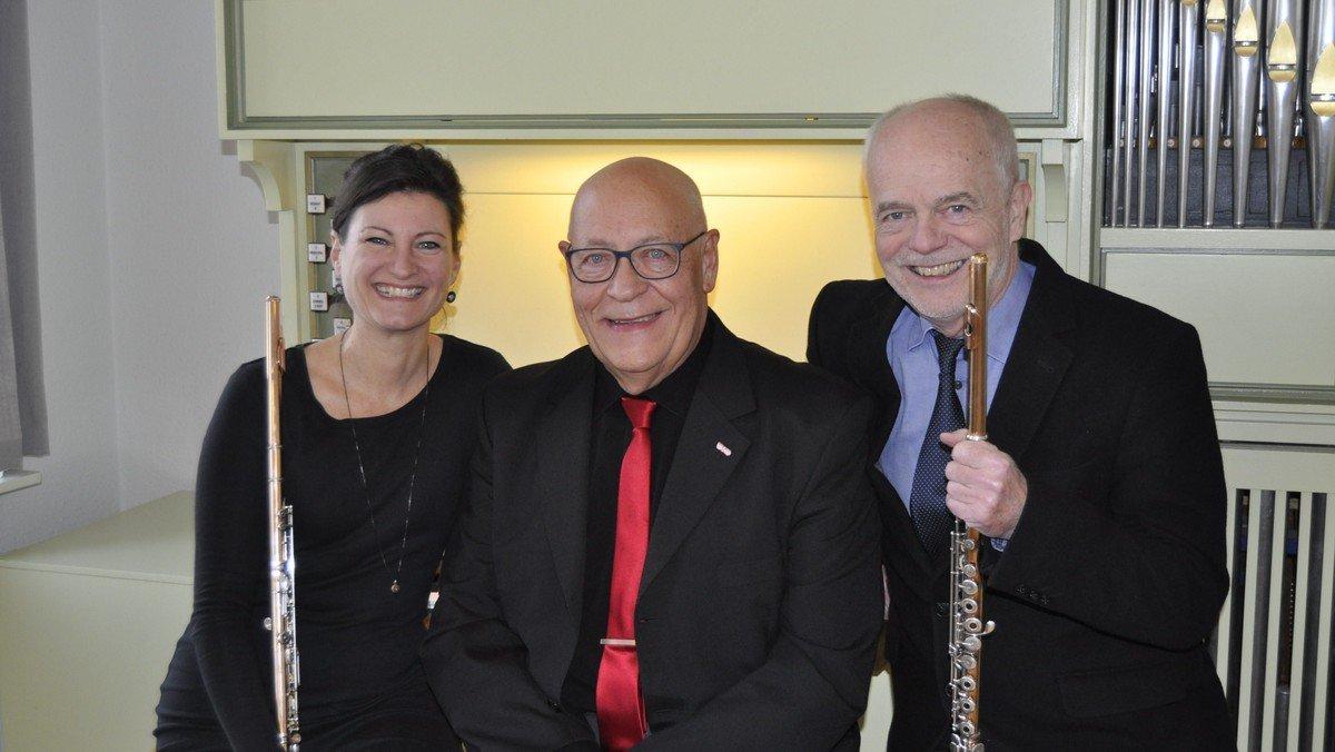 Koncert med Trio Friedemann