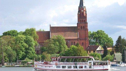 """""""Urlaub im Land der 1000 Seen"""" - Kaffeeklatsch im Paul-Gerhardt-Gemeindezentrum"""