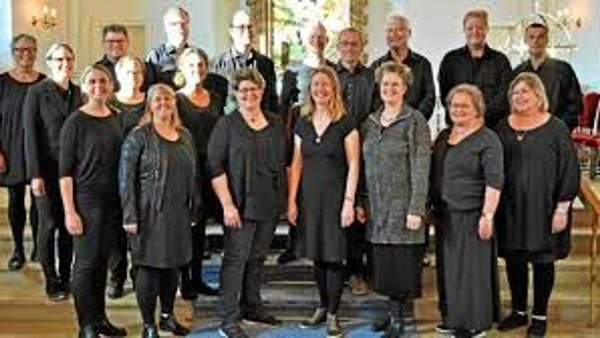 Koncert i Løkken Kirke - Nordvestjysk Vokalensemble