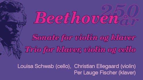 Kammermusikdage - Beethoven 250 år