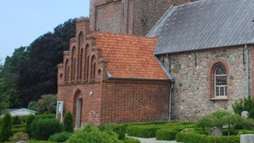 Luciaoptog i kirken