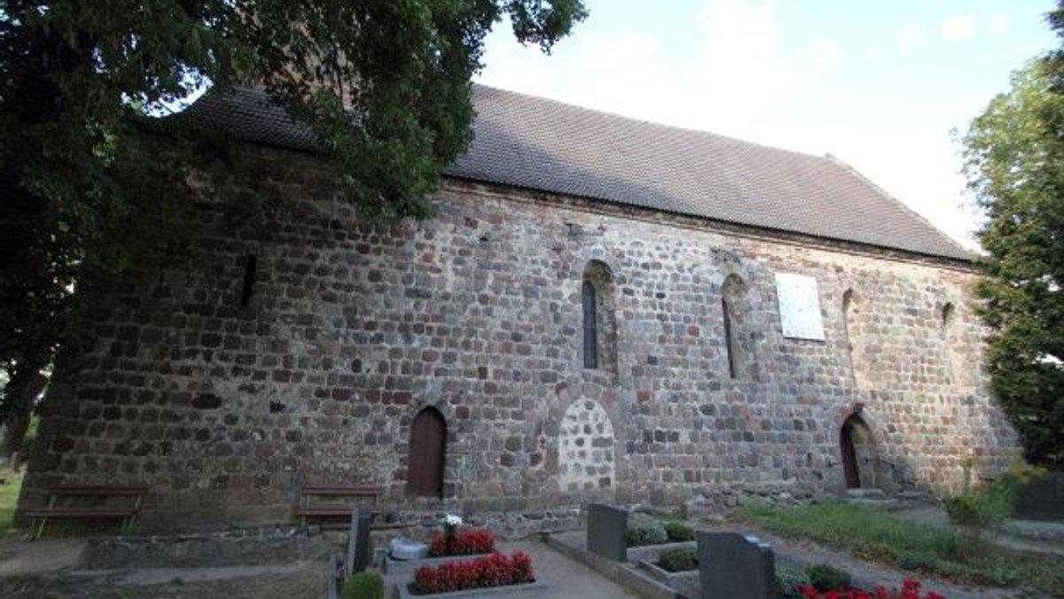 Gottesdienst in Flemsdorf