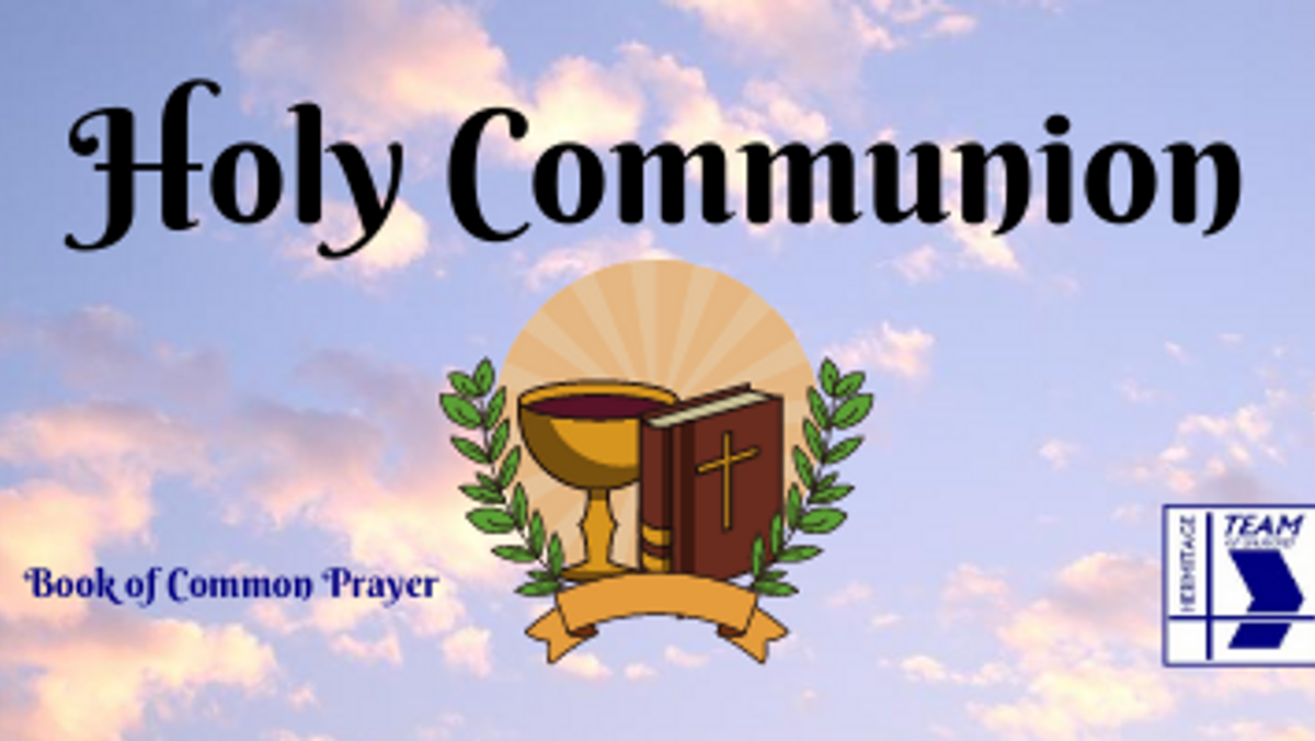 Holy Communion (Book of Common Prayer)