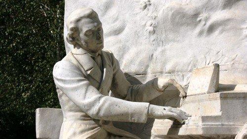Gabriele Welz spielt Klaviermusik von Frederic Chopin