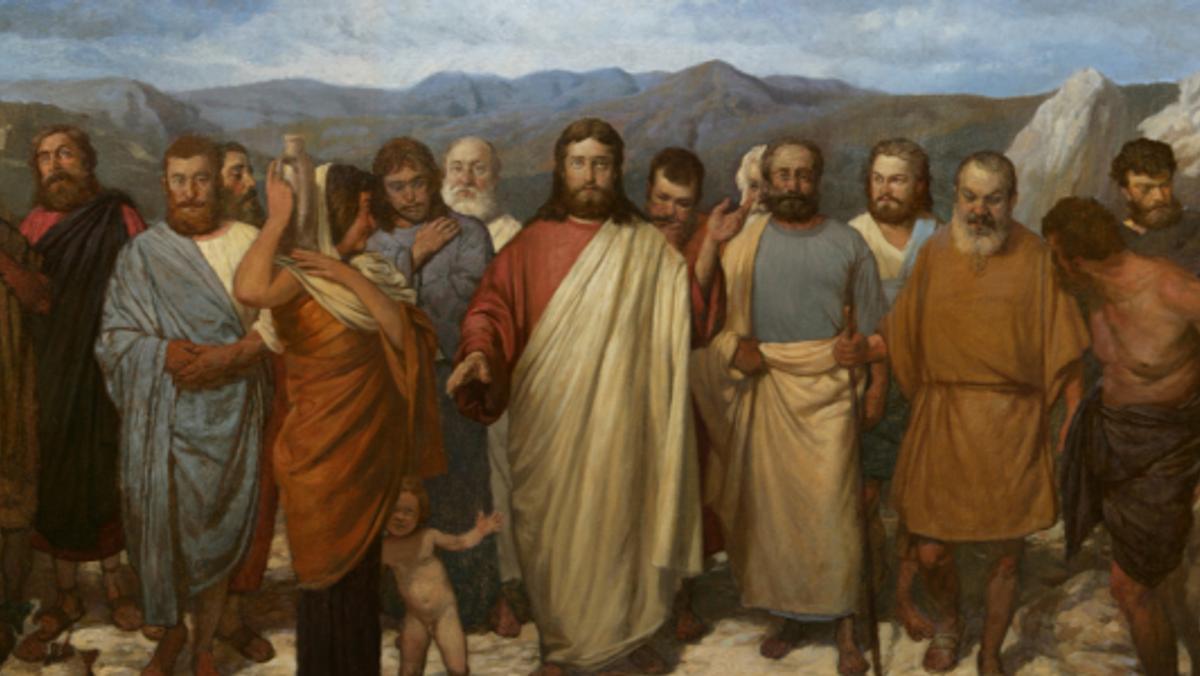18. søndag efter trinitatis, Johannes 15,1 - 11